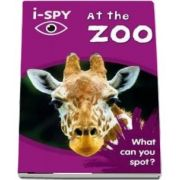 i-SPY at the Zoo: What Can You Spot?