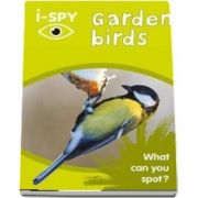 i-SPY Garden Birds: What Can You Spot?