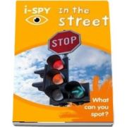 i-SPY In the Street: What Can You Spot?