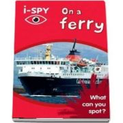 i-SPY On a Ferry: What Can You Spot?