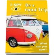 i-SPY On a road trip: What Can You Spot?