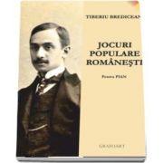 Jocuri populare romanesti, pentru pian de Tiberiu Brediceanu