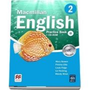 Macmillan English Practice Book 2, Mary Bowen, Macmillan