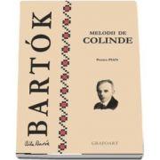 Melodii de colinde pentru pian de Bela Bartok