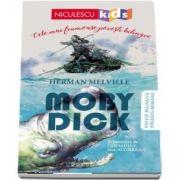 Moby Dick. Editie bilingva engleza-romana - Herman Melville