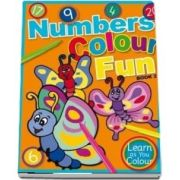 Numbers Colour Fun: Book 2