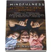 Pe locuri, Fiti gata... Respirati! Practicati mindfulness alaturi de copiii vostri pentru diminuarea crizelor emotionale si o familie mai linistita - Carla Naumburg