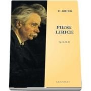 Piese lirice, Op. 12, 38, 43 de E Grieg