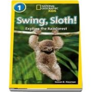 Swing, Sloth! - Susan B. Neuman