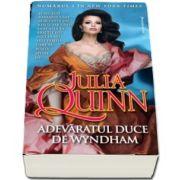 Adevăratul duce de Wyndham - Julia Quinn