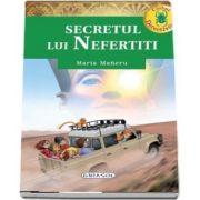 Clubul detectivilor. Secretul lui Nefertiti - Maria Maneru