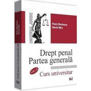 Drept penal. Partea generala, curs universitar, volumul II - Florin Streteanu si Daniel Nitu