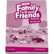 Family and FriendsStarter. Workbook, 2nd edition - Naomi Simmons