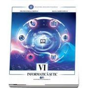 Informatica si TIC, manual pentru clasa a VI-a - Autori: Melinda Emilia Coriteac, Diana Carmen Baican