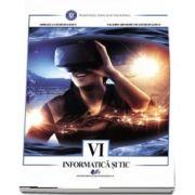 Informatica si TIC, manual pentru clasa a VI-a - Autori: Mihaela Giurgiulescu, Valeriu Benedicth Giurgiulescu