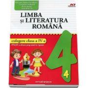 Limba si literatura romana, culegere clasa a IV-a - Valentina Stefan Caradeanu