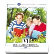 Limba si literatura romana pentru scolile si sectiile cu predare in Limba Maghiara, manual pentru clasa a VI-a (Liana Cecilia Barbos)