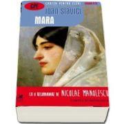 Mara. Cartea pentru elevi, clasele IX-XII - Ioan Slavici