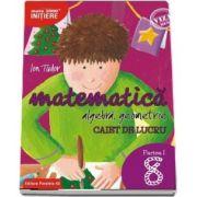 Ion Tudor - Matematica 2000, Initiere. Algebra, geometrie. Caiet de lucru, pentru clasa a VIII-a. partea I. Editia a II-a revizuita si adaugita