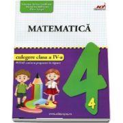Matematica, culegere clasa a IV-a - Valentina Stefan Caradeanu