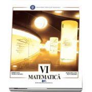 Matematica, manual pentru clasa a VI-a - Autori: Dorin Lint, Maria Zaharia, Maranda Lint, Dan Zaharia