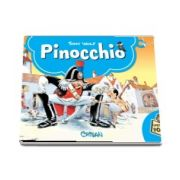 Pinocchio. Carte Pop-ul. Ilustratii de Tony Wolf