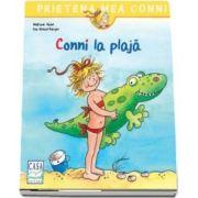 Prietena mea Conni. Conni la plajă - Wolfram Hänel, Anna Döring, Eva Wenzel-Bürger