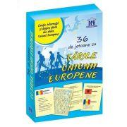 Tarile Uniunii Europene. 36 de jetoane