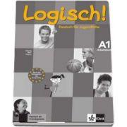 Logisch! Deutsch fur Jugendliche - Arbeitsbuch A1 mit Audio-CD (Download) - Sarah Fleer