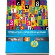 Matematică și explorarea mediului, caiet de aplicații, clasa a II-a