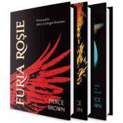 Pachet Trilogia Furia Rosie. Volumul I, II si III
