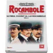 Rocambole 20 - Ultimul cuvant a lui Rocambole, volumul 2 - du Terrail Ponson