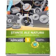 Științe ale naturii, caiet de aplicații, clasa a III-a