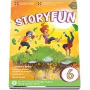 Storyfun 6. Students Book with Online Activities and Home Fun Booklet 6, Second edition - Karen Saxby