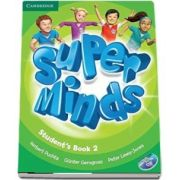 Super Minds Level 2 - Students Book with DVD-ROM - Herbert Puchta