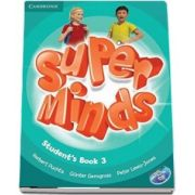 Super Minds Level 3 - Students Book with DVD-ROM - Herbert Puchta