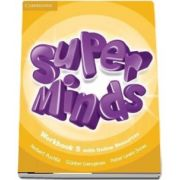 Super Minds Level 5 - Workbook with Online Resources - Herbert Puchta