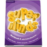 Super Minds Level 6 - Workbook with Online Resources - Herbert Puchta