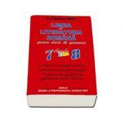 Limba si literatura romana pentru elevii de gimnaziu, clasele VII-VIII. Manuale alternative