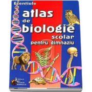 Atlas de biologie scolar pentru gimnaziu (Colectia Esentiale)