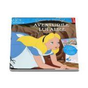 Aventurile lui Alice - Alice in Tara Minunilor. Colectia Citesc si inteleg! (clasa a II-a)