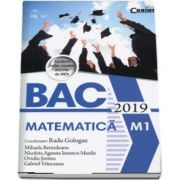 Bacalaureat 2019 Matematica M1 - Conform noilor modele stabilite MEN