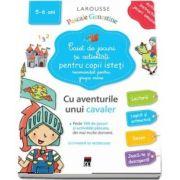 Caiet de jocuri si activitati pentru copii isteti, pentru grupa mare 5-6 ani - Larousse