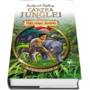Cartea junglei. Supercolectia ta - Mari clasici ilustrati (Volumul 4) - Rudyard Kipling
