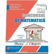Concursul de matematica Florica T. Campan clasele I - IV - Editia a XVII-a - Ionel Nechifor