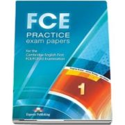 Curs de limba engleza FCE Practice exam papers 1, with Digibook App (Editie 2018)