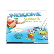 Curs limba engleza Welcome Starter B (Audio CD)