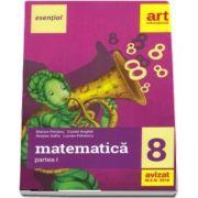 Esential. Matematica pentru clasa a VIII-a, partea I (Editia 2018) - Marius Perianu - AVIZAT DE M. E. N. 2018