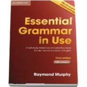 Essential Grammar in Use with Answers. A Self-Study Reference and Practice Book for Elementary Students of English (Third Edition)
