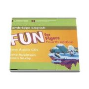 Fun for Flyers. Class audio CD
